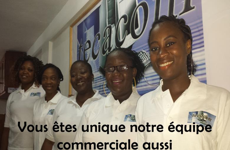 Service Commercial Tecacom Sarl