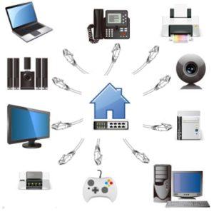 relation maison appareils VDI (VOIX DONNÉES IMAGES) AU CAMEROUN