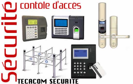 Systeme de controle d'acces Proposé par tecacom Sarl Cameroun