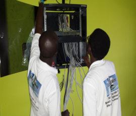Nos Techniciens et Ingénieurs de Tecacom